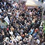 #رصد   #مصر   تظاهرة للمحامين أمام نقابتهم تنديدًا بمقتل زميلهم في قسم #المطرية https://t.co/Y9kEbEhVgv http://t.co/dq8yyboDfk