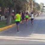 Recibiendo Corredores del Maraton Lala 2015 http://t.co/Ch0477YJ7r