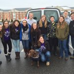West Virginia Trip heading off into the mountains with Portland joining the photo op @CNU_REACH #REACH2015 #CNU http://t.co/ZC3uNtiMW1
