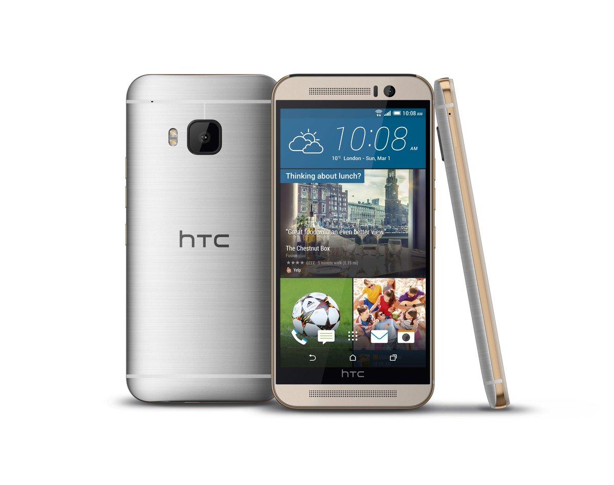 Третье поколение культового дизайна. Представляем совершенно новый HTC One M9. http://t.co/6eIuwAauQh