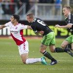 UITSLAG: FC Utrecht en Feyenoord komen in de Domstad niet verder dan 0-0. Feyenoord blijft vierde. #utrfey http://t.co/j4V1upHKKD