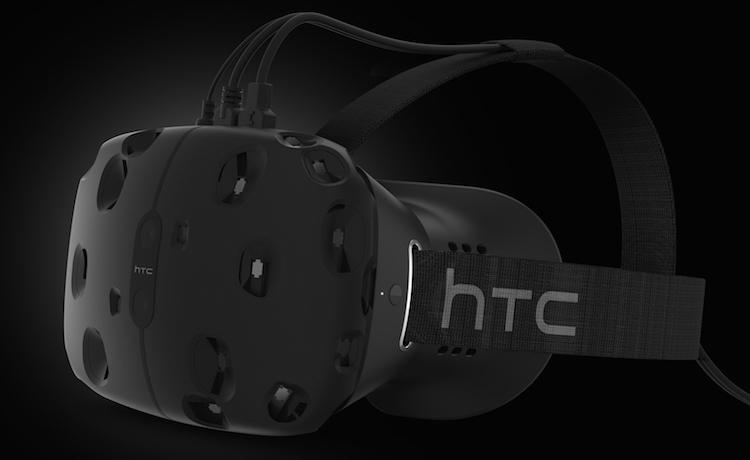 Game on! Introducing HTC VIVE. #HTCOneLife #MWC15 http://t.co/2HUNoNPj6i