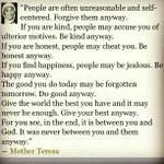 A very nice quote by Mother Teresa http://t.co/LDLvnuLM9p