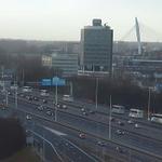 We zagen net de stoet supportersbussen op de #A12 bij Utrecht. Verkeer op Waterlinieweg even stilgezet #utrfey http://t.co/8DUAompCVl