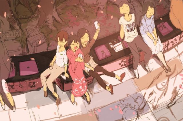 【ロリガメモ】京都編ラストで鴨川ロッカーズの一条美沙が歌う『STONES』。OP、ED、挿入歌として使わせて戴いている数