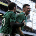 Ireland 19 - 6 England Matt Dawson: Ireland have absolutely schooled England on the breakdown today #6Nations http://t.co/7PurAk2YEq