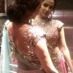 RT @shweta_malpani: @lakshmimanchu Showstopper for #anushreereddy for the Rotary club fund raiser at Trident. http://t.co/cTCuyW4KBY