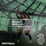 A massive performance by Ireland capped off by the brilliance of @henshawrob seals a 19-9 win. #AllitTakes #IRLvENG http://t.co/ULtARcnsQl