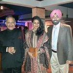 RT @SinghNavdeep: Look who I bumped into... @GulPanag and @tksapru :D