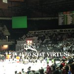 #Virtus Spettacolo allUnipol Arena @Virtusbo @PistoiaBasket @legabasketA http://t.co/n8zOUQ61V9