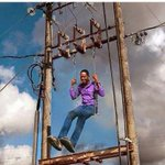 Im voting GMB and GEJites told me 2 go & hug a transformer.I did 4 12 hrs notn happened.No power supply @GbengaGOLD http://t.co/6O2kA63lgx