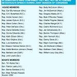Both Muslim MOCs refusing to show RT @ianbremmer: 34 Members of Congress confirmed not attending Netanyahu speech http://t.co/Y9OO14QHsb