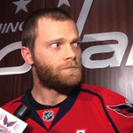 WATCH: #Caps defenseman Tim Gleason from Verizon Center talking about his debut in #CapsLeafs. http://t.co/eNRdjzY29S http://t.co/Q9pkIKAwaL
