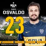 21´ST Cambio en #Boca. Se retira Carrizo, ingresa Osvaldo. http://t.co/MCvwpCUl3K