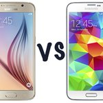 Samsung Galaxy S6 vs Samsung Galaxy S5: What's the difference? http://t.co/zWUrg1DMTm http://t.co/jzxyCdjT6x