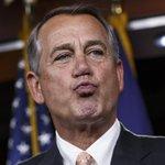 "John Boehner says Obamas ""illicit activity"" caused #HomelandSecurity shutdown. #GOP #Obama http://t.co/Jf7GUaJ2PV http://t.co/avibBZihuG"