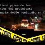 Los últimos pasos de Yamir Tovar y Luis Fabián http://t.co/cNS5rC9iUC (+video-fotos) Colectivo 5 de Marzo los ejecutó http://t.co/H9VFenlqMx