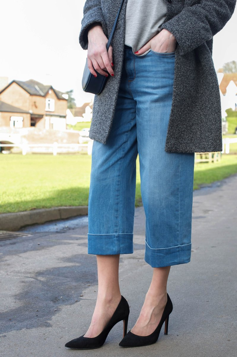 New post! A look at the fantastic #denim collection @marksandspencer ~ denim styled two ways: http://t.co/gS6jOO445v http://t.co/y3ABJMSBzC