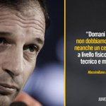 #RomaJuve, determinati più che mai. #FinoAllaFine #ForzaJuve http://t.co/fS2K4xmw4x