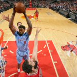 Clippers pull away in 4th quarter to beat Los Bulls, 96-86. DeAndre Jordan grabs remarkable 26 (!!) rebounds in win. http://t.co/HhBKG9gmh4