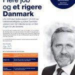 Flere job og et rigere DK. @LiberalAlliance har en 2025-plan med positive effekter #dkpol http://t.co/Ql3YlirW4n