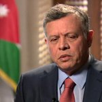 """King Abdullah of Jordan: """"The gloves have come off"""" in fight against ISIS. http://t.co/25065q7h7c http://t.co/NPyb27aTTf"""