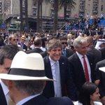 Boudou, abucheado en Uruguay durante la asunción de Tabaré Vázquez. El video: http://t.co/VqvwH5fE2a http://t.co/sCFuIt5JkX