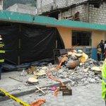 #Quito: Mujer de 84 años resulta herida en explosión dentro de su casa http://t.co/leTYVJHQ9n http://t.co/NayRfKwPBK