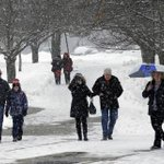 Is it spring yet? Snowy, icy mess hits Northeast again http://t.co/Ooe2p7dBVl http://t.co/NBAIfDEZ6Z
