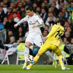 FINAL: Real Madrid 1-1 Villarreal (Cristiano Ronaldo, 51' / Gerard, 64') #RealMadridvsVILL #RMLive http://t.co/lnQRBG5MAH