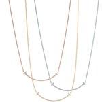 「ティファニー T」ダイヤ付きのミニペンダントが日本で先行販売 http://t.co/zBZo40E9LV http://t.co/MBcqQWWLph