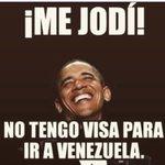 Pobre país nuestra linda Venezuela. Hoy es objeto de burla en el mundo, gracias a las estupideces de Nicolas Maduro http://t.co/XLGSZUKVFS