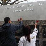#EnFotos | Visita del Presidente @NicolasMaduro a mártires caídos el #27Feb de 1989 http://t.co/yGgLIQKVmj http://t.co/3ra1UDm01e