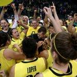 MT @rgsports: Upset special Oregon women knock off No. 19 Stanford 62-55 to end regular-season at MKA @OregonPitCrew http://t.co/6JpY2E1yN6