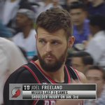 Joel Freeland back! http://t.co/iHBjF9H0FN