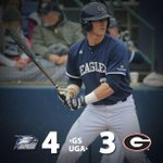Congrats to @rhennon10 &  @GSAthletics_BSB for the Series Sweep over UGA #HailSouthernAndNoPlaceElse @GSAthletics http://t.co/Po0kSUw8if