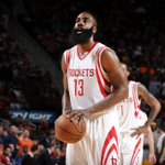 James Harden had his 26th 30-point game today. That leads the NBA. http://t.co/xJtWatNx7E