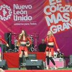 Vestuario de Las Hashtags ( @ArelyTellez , @JazminconJ , @werasosa , @Nayvidiaz ) para el #corazonMASgrande http://t.co/kh7A1U6YUZ