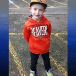 MISSING: Deputies asking for help locating 7-year-old Hunter Leiby of Happy Valley. http://t.co/RCgrEH9nDx http://t.co/MMATA3xWNH