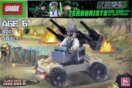 The chinese lego knockoff terrorist kit: 5 bootleg toys that are ...