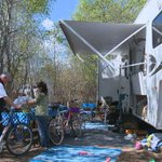A hopeful sign spring is on the way! #Sask campsite registration opens in staggered fashion http://t.co/j6vGMV57jp http://t.co/SO1shJXQFH