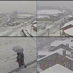 Fresh snowfall in Srinagar (J&K) http://t.co/aWaHHIKwmZ