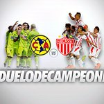 #DueloDeCampeones | @CF_America vs @ClubNecaxa | 28 de marzo | Estadio Victoria | 16:00Hrs #DaleAmérica http://t.co/j3eW6ThLC5
