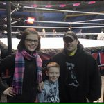 Had a great time at #wwebuffalo @StephMcMahon ! Come back soon! http://t.co/JkgyCKOIUN