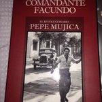 """@dorissoliz desde #Uruguay nos comparte libro """"Comandante Facundo"""" donde se reconstruye los 78 años de #JoséMujica http://t.co/05Hap6DePU"""