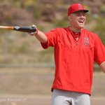 Looks like it was a pretty victorious day at #Angels camp, huh? More #LAASpring photos here: http://t.co/tx9x8QPQ2W http://t.co/4NbUeF4ttb
