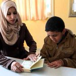 A ten-year-old Palestinian boy with autism has succeeded in studying and memorizing the entire holy book of Qur'an. http://t.co/JEPbmKnrJI