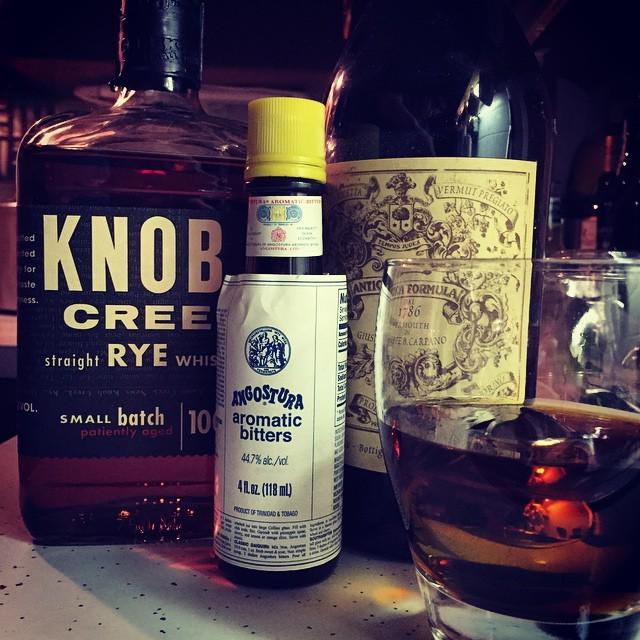 Nothing says britishbakeoff like a knobcreek Manhattan. #gbbo http://t.co/oT2peiR5GN http://t.co/ktJiu69zTD