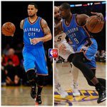 D.J. Augustin and @sergeibaka9 scored 18 pts as the @okcthunder held off the Lakers, 108-101 http://t.co/JVTft2Mlwt