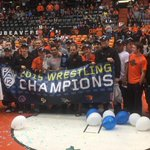 We are. The Champions! #gobeavs #4peat http://t.co/6QWyxh9B0u